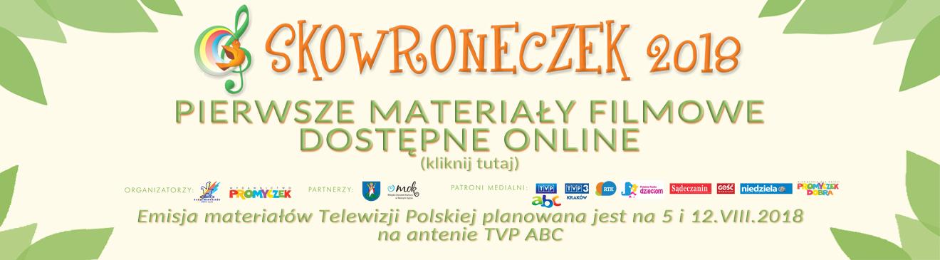 Filmy - Skowroneczek 2018