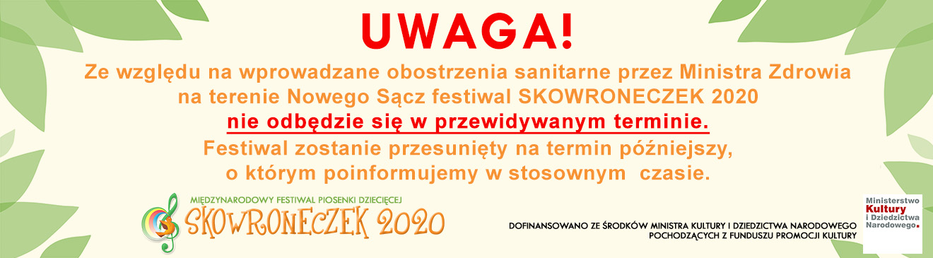 SKOWRONECZEK 2020