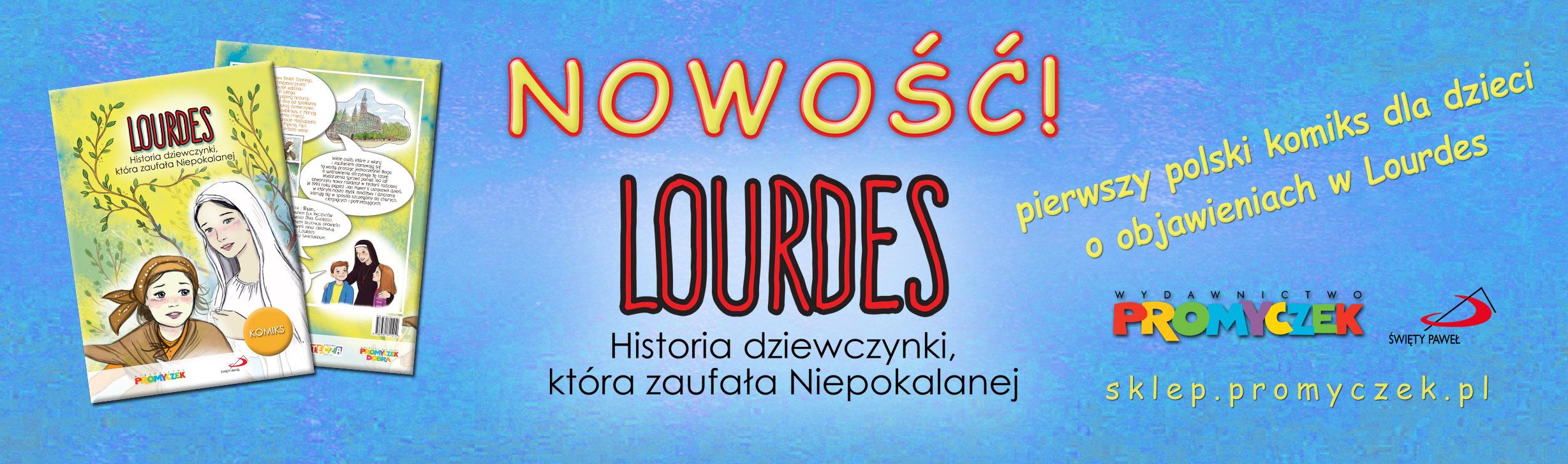 Komiks Lourdes